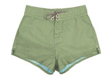 403 Olive Board Shorts - Front