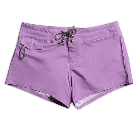 404 Board Shorts - Lavender