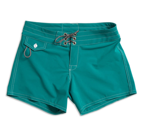 405 Board Shorts - Emerald Green