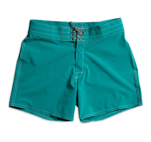 807 Board Shorts - Emerald Green