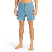 807BoardShorts_MENS_BOARDSHORTS-CLASSIC_FEDERALBLUE_MA3807 On Model Front View