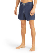 807BoardShorts_MENS_BOARDSHORTS-CLASSIC_NAVY_MA3807 On Model Front View