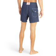 807BoardShorts_MENS_BOARDSHORTS-CLASSIC_NAVY_MA3807 On Model Back View