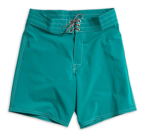 808 Board Shorts - Emerald Green