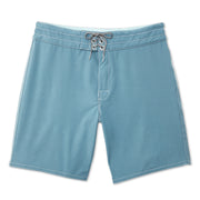 808BoardShorts_MENS_BOARDSHORTS-CLASSIC_FEDERALBLUE_MA3808 Flat Lay Front View