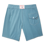 808BoardShorts_MENS_BOARDSHORTS-CLASSIC_FEDERALBLUE_MA3808 Flat Lay Back View