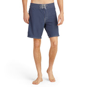 808BoardShorts_MENS_BOARDSHORTS-CLASSIC_NAVY_MA3808 On Model Front View