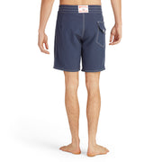 808BoardShorts_MENS_BOARDSHORTS-CLASSIC_NAVY_MA3808 On Model Back view
