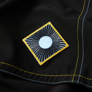 808Limited-EditionEclipse_MENS_BOARDSHORTS_BLACK_MA3808 Close Up Patch View