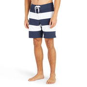 808 Limited-Edition Jailbird Board Shorts - Navy & White