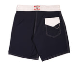 808 Limited-Edition Board Shorts - Navy & White