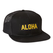 AlohaCap_Accessories_Hats_Black_Front_view