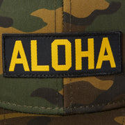 Aloha Hat_MENS_HATS_MA8014 Close Up On Patch