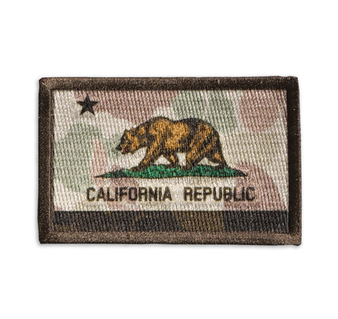 Field Patch - CA State Flag