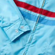 Women's Avalon Competition Jacket - Light Blue Sleeve Cuff