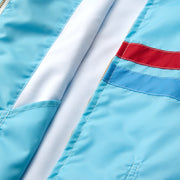 Women's Avalon Competition Jacket - Light Blue Liner
