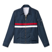 Women's Avalon Competition Jacket - Navy Front Flat Lay