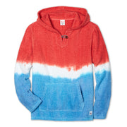 BajaHoodieDipDye_Men_s_RedNaturalSkyBlue_flat_lay_front