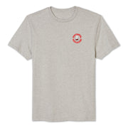 BirdwellCircleSS_Men_s_TShirts_HeatherGrey_flat_lay_front