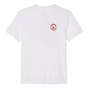 BirdwellCircleSS_Men_s_TShirts_White_flat_lay_front