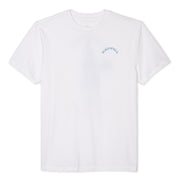 Birdwell Single Fin T-Shirt - White