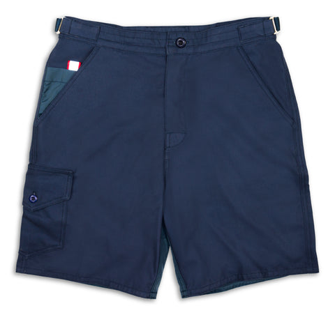 Canvas Tactical Walk Shorts - Navy