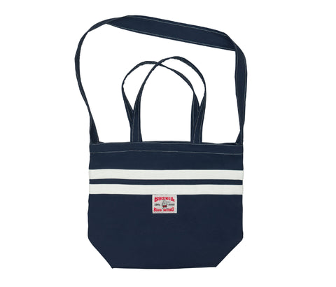 Canvas Tote Navy & White - 55th Anniversary Limited Edition