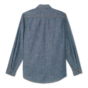 Chambray Work Shirt - Indigo