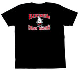 Black Birdwell T-Shirt - Back