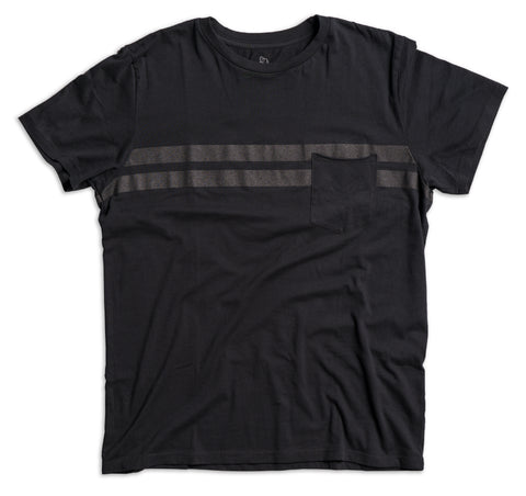 Limited-Edition Comp Stripe T-Shirt - Blackout