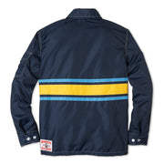 Comp3StripeJacket60thAnniversary_Mens_Outerwear_NavyYellowSky_flat_lay_back