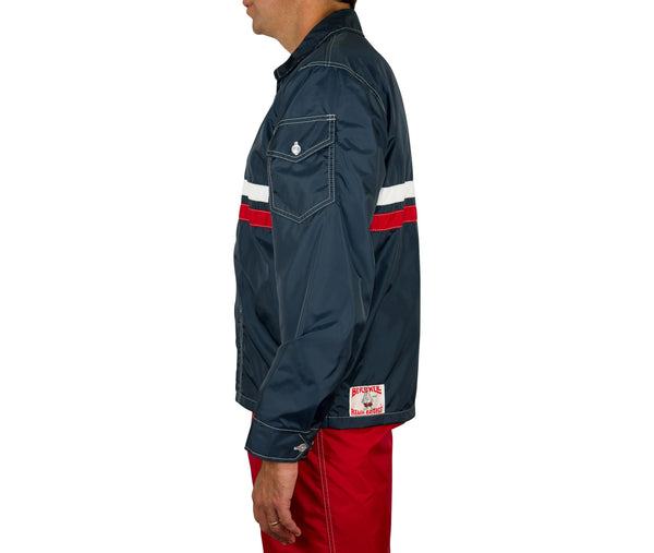 Mens Competition Jacket Foggy Navy