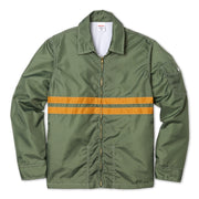 CompetitionJacketNewFit_Mens_Outerwear_OliveGold_flat_lay_front