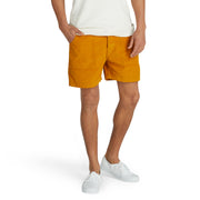 CordShorts_MENS_WALKSHORTS_GOLD_MA4006 on Model Front View