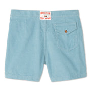 CorduroyShorts_MENS_SHORTS_LIGHTBLUE_MA4006 Flat Lay Back View
