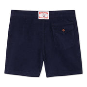 Corduroy Shorts - Navy