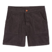 CorduroyWalkShort_M_Bottoms_Charcoal_flat_lay_front