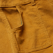 CorduroyWalkShort_Womens_Bottoms_Gold_up_close_pocket
