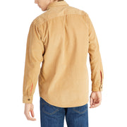 Corduroy Work Shirt - Toast