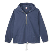 CottonAnorak_MENS_OUTERWEAR_NAVY_MA9012 Flat Lay Front View