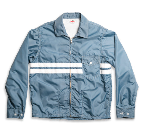 Men's Competition Jacket - Federal Blue & White