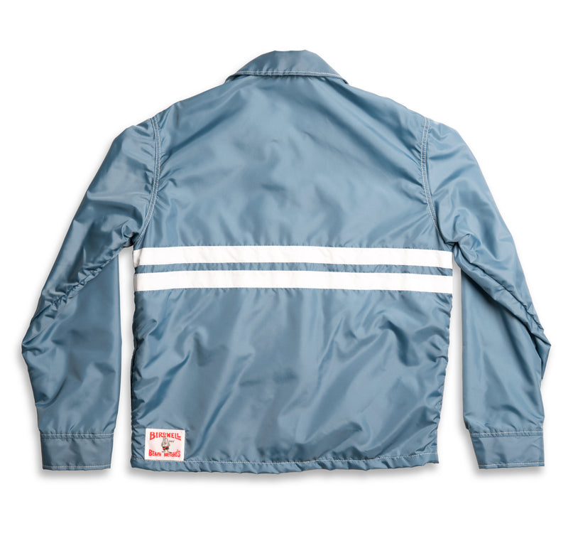 Mens Competition Jacket - Federal Blue & White
