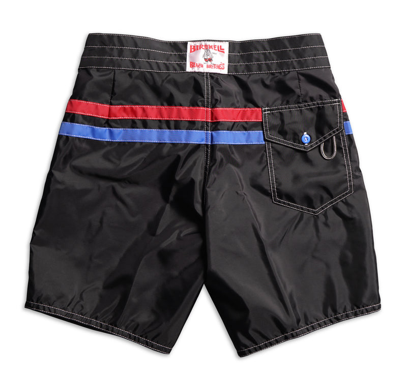 311 Limited-Edition Grand Prix Board Shorts - Black & Red / Royal