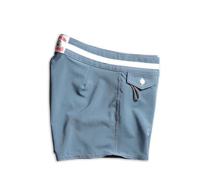 405 Limited-Edition Hamptons Board Shorts - Federal Blue & White