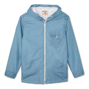 Hooded SurfNyl Jacket - Federal Blue
