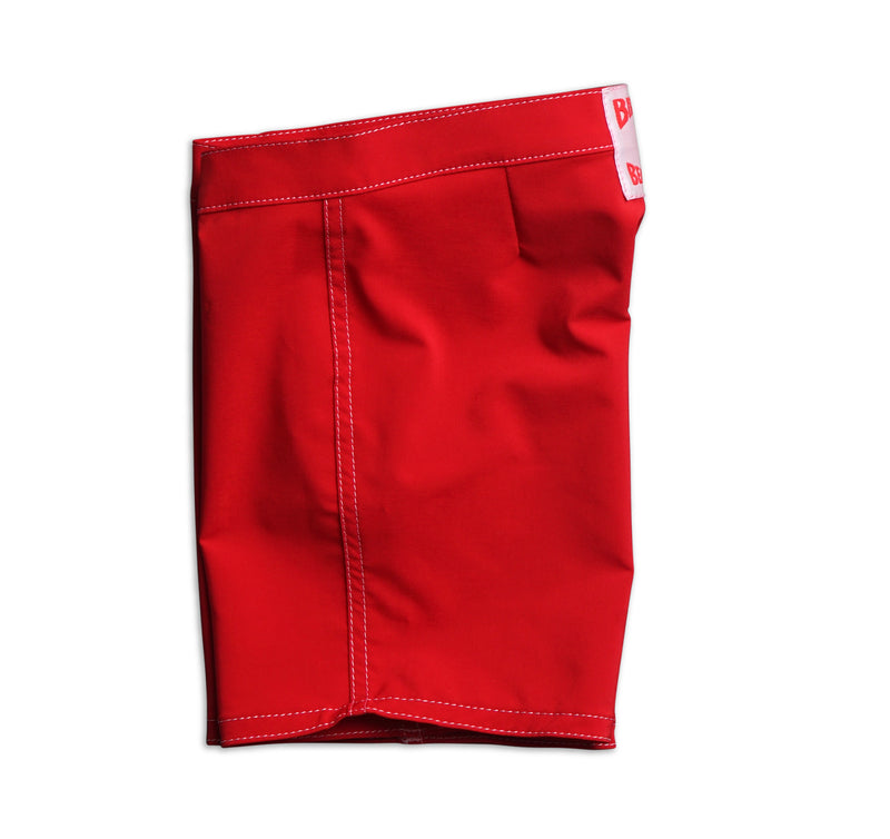 304 Kid's Board Shorts - Red
