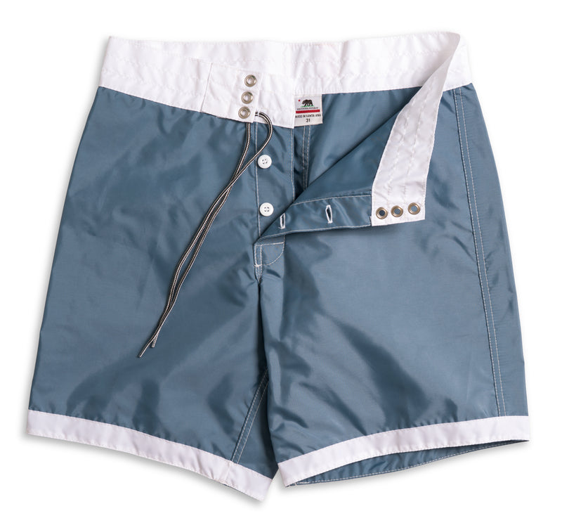 d3b0cce134 311 Limited-Edition White Tip Board Shorts - Federal Blue & White ...