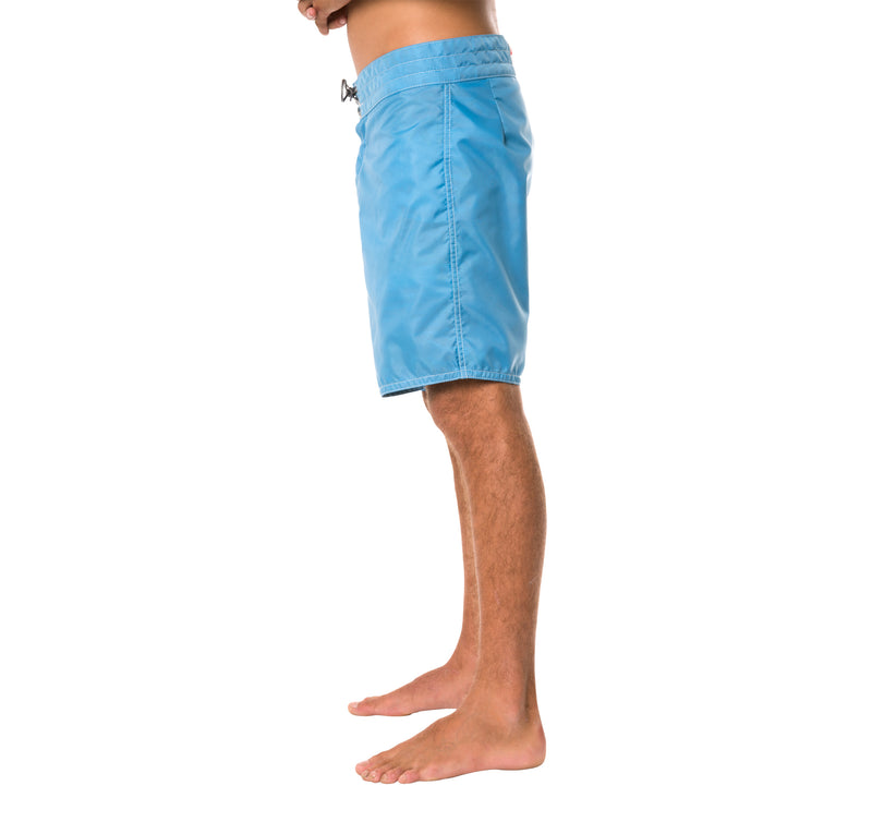 311 Limited-Edition Aloha Board Shorts - Sky Blue