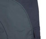 Navy Canvas Tactical Walk Shorts - Surfnyl Seat Detail