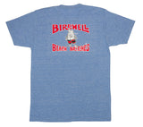 Birdwell Tri-Blend T-Shirt - Athletic Blue